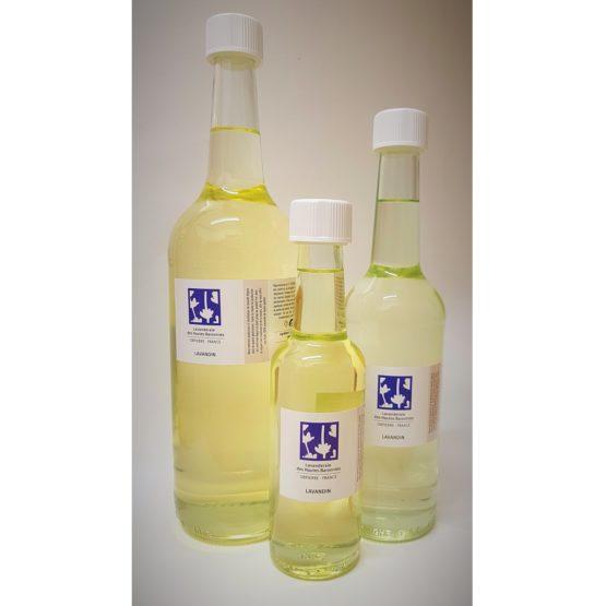 Huile essentielle de Lavandin - Bouteille 250 ml, 500ml ou 1 litre