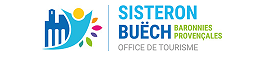 Logo Office Tourisme Sisteron Buëch