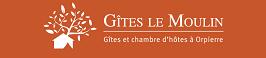 Logo Gîtes et Chambre d'hôtes Le Moulin