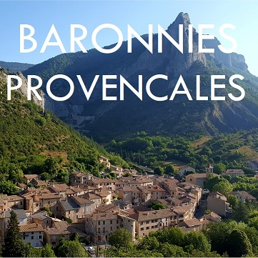 Orpierre en baronnies provençales